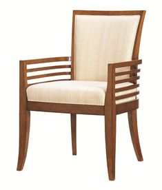 Ocean Club <b>Quick Ship</b> Kowloon Arm Chair by Tommy Bahama Home at Baer's Furniture