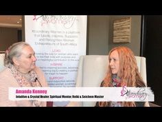 "Xtraordinary Women Holistic Network interviews Amanda Kenney about her talk ""Children of Today and Tomorrow"". Interviewed by Xtraordinary Women CEO & Founder Gwen Serrotti"