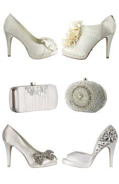 great bridal shoes by Menbur!