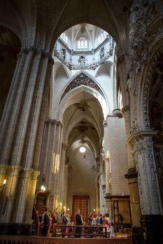 Boda en Catedral de san Salvador o La Seo. Zaragoza. España. Religious Architecture, San Salvador, Barcelona Cathedral, Building, Travel, Zaragoza, Weddings, Viajes, Buildings