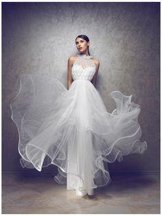 Princess Philipa wedding dress by princessmemaria on Etsy, $930.00