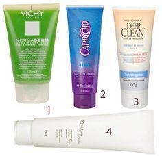 sabonetes para pele oleosa Maquiagem para Pele Oleosa