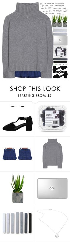 """""""growing up ugly made me humble"""" by alienbabs ❤ liked on Polyvore featuring Maybe-Baby, SUYISODA, Vanessa Bruno, Laura Ashley and Zundiao"""