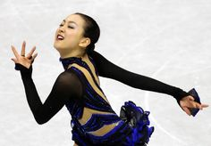 """「 2013 Grand Prix Final of Figure Skating」 Winning Mao Asada,  brilliantly performs her Free Program ー """"Piano Concerto No. 2"""" by Sergei Rachmaninoff,at the Women's Free Skate, GPF 2013. She had lead at both the short and free programs, scoring 131.66 in the free and a total of 204.02 points, making Mao won her 4th GPF Championship Gold. Held at Marine Messe, Fukuoka; December 7, 2013. ーーーーーーーーーーーーーーーーーーーーーーーーーーーーーーーー #MaoAsada #GrandPrixFinal #FreeProgram #SergeiRachmaninoff…"""
