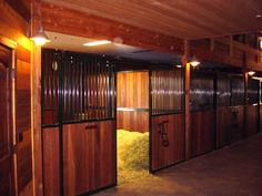 Okay fiiine, I'll have this horse stall.