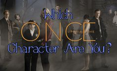 "Which ""Once Upon A Time"" Character Are You?  (I'm Rumple. It's true.)"