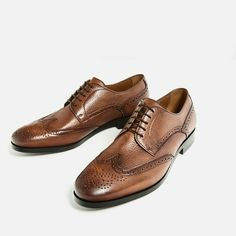 Oxford Shoes from Zara
