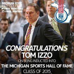 Congrats Coach Izzo!