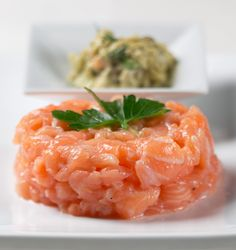 Przepis na tatara z łososia Fine Dining, Cooking Time, Risotto, Macaroni And Cheese, Ethnic Recipes, Poland, Fennel, Recipe, Smoking