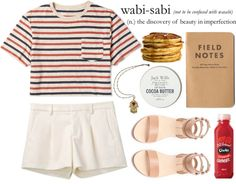 """""""DAY WEAR - I'M NOT PERFECT."""" by pretty-basic on Polyvore"""