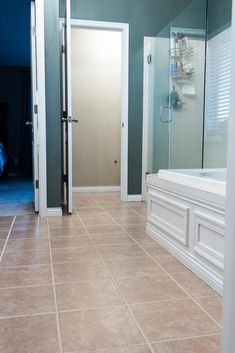Make your tiled floor look brand new again! This tutorial has the easiest tips and tricks to paint your tile grout with just a few simple steps. Avoid the hassle of cleaning your dirty grout lines and find the best paint products to freshen up your grout. Grout Paint, Sanded Grout, Tile Grout, Grout Repair, Easy Tile, Painting Tile Floors, Kitchen Sponge, Stock Tank, Throw In The Towel
