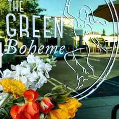"""EASTER BRUNCH AT THE GREEN BOHEME Open 10a-8p Sunday. Brunch served All Day. Reservations are highly recommended! 916.474.5609 Menu  Spinach-Cheeze Quiche  Porto or Avocado Benedict  Cinnamon Rolls Crepes filled w/our House-made Coconut Yogurt & Seasonal Fruit Flax Pancakes w/'Buttah' & Fruit Syrup Apple Cinnamon Granola w/House-made Almond Milk 'Green Slam': Cashew-Thai Coconut 'Eggs' ""Toast"" & Zucchini Bacon w/ Fresh Fruit  Featured Beverages: Mock Mimosas French Pressed Pachamama Coffee…"