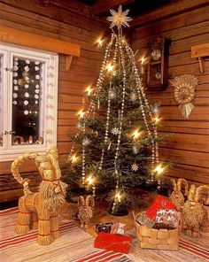 The celebration of Yule in Scandinavia incorporates old traditions with connections that predate Christian influence. As the Scandinavian countries enter December, Christmas in Scandinavia. Viking Christmas, Norwegian Christmas, Danish Christmas, Nordic Christmas, Vintage Christmas, All Things Christmas, Christmas Time, Christmas Ideas, Christmas Crafts
