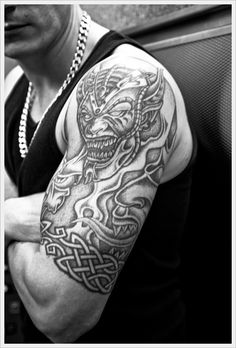 b2f2678c93935 tribal tattoo designs for arms (1) Tattoo Arm Designs, Latest Tattoos, Most