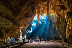 Tham Khao Luang Cave, one of the coolest hidden gems in Thailand! (Photo by iStock)