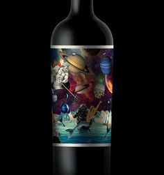 Neptuno Wine on Packaging of the World - Creative Package Design Gallery