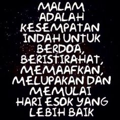 #okesip Good Morning Good Night, Feeling Lonely, Denial, Wise Words, Best Quotes, Prayers, Wisdom, My Love, Doa