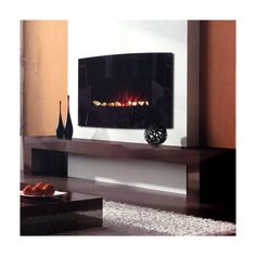 sunbeam electric fireplace. Warm House Black Arched Glass Wall Mounted Electric Fireplace with Remote IKEA Entertainment Center Meets  Ikea