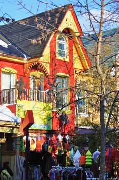 Toronto, Canada : More Kensington Market shopping