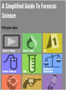 Evidence Technology Magazine - A Layman's Guide to Forensic Science