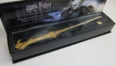 Harry Potter Lord Voldemort's Wand w/ Illuminating The Noble Collection #TheNobleCollection