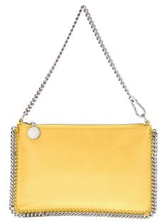 Stella Mccartney falabella Clutch - Stefania Mode - Farfetch.com
