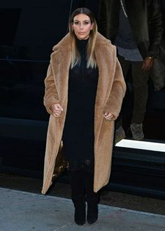 Fashion Confession: I'm Obsessed With Kim Kardashian's Coat Collection