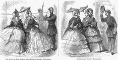 Harper's cartoon 1862