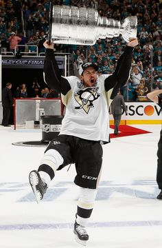 June 12, 2016 vs. San Jose (Round 4, Game 6): The Pittsburgh Penguins defeated the Sharks to capture their fourth Stanley Cup in franchise history. Final score, 3-1 Penguins.