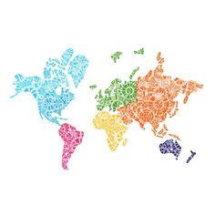 World map guestbook signature world various sizes destination world map guestbook signature world various sizes destination wedding farewell gift alternate guestbook anniversary gift lienzos boda y mundo gumiabroncs Images