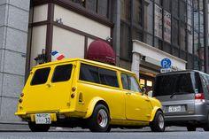 Classic Mini, Classic Cars, Mini Clubman, Mini S, Cars And Motorcycles, Trucks, Japan, Cars, Vehicles