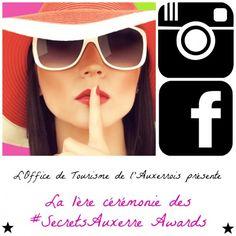 Auxerre Valorise ses instagramers @teaser Awards