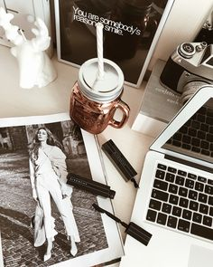 Coffee and beauty products from Givenchy