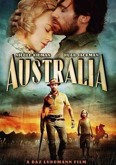 MOULIN ROUGE's Baz Luhrman and Nicole Kidman reteam for this epic that pays homage to their homeland. In AUSTRALIA, Lady Sarah Ashley (Kidman) is a prim and proper Englishwoman who journeys to Austral