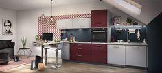 Conseils pour aménager une petite cuisine équipée