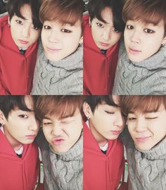 Christmas Day with jung kook and jimin oppa <3 Coming soon.