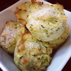 Zucchini Coconut Muffins - Gluten Freelance | Gluten Free Recipes Fructose Intolerance Clean Eating