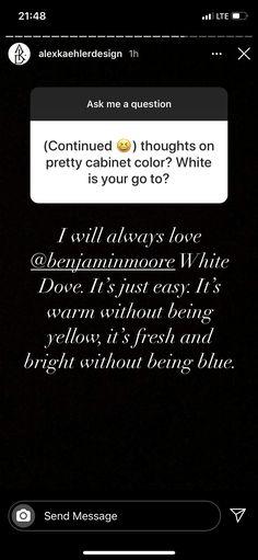 Paris Kitchen, White Doves, Love Always, Cabinet Colors, Send Message, Thoughts, Parisian Kitchen, Ideas