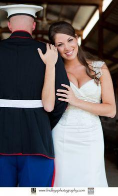 Military wedding <3