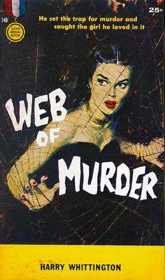 Web murder?