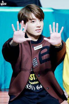 •161026 Incheon Fansign || #BloodSweatTears #BTS | #JUNGKOOK