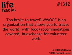 1000 Life Hacks- travel