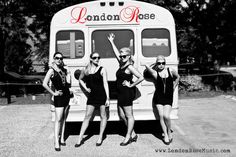 Check out London Rose on ReverbNation