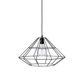 This striking Pernille large matt black metal pendant from Bloomingville is becoming a modern classic. Copper Pendant Lamp, Lamp, Black Lamps, Pendant Lamp, Large Pendant Lamp, Buy Pendant Lights, Pendant Light, Light, Metal
