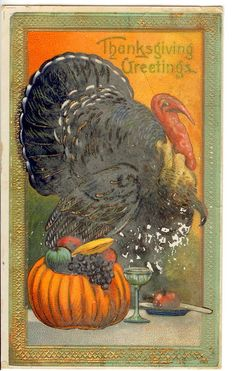 Halloween Craft Ideas for Kids - Halloween Craft Projects - Country Living Thanksgiving Graphics, Thanksgiving Pictures, Vintage Thanksgiving, Thanksgiving Crafts, Vintage Holiday, Thanksgiving Decorations, Vintage Halloween, Fall Halloween, Halloween Crafts