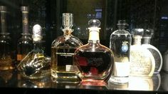 Some beautiful tequilas. Milagro reserve, Don Julio Real, Herradura Special Selection Ultra Anejo, Jose Cuervo 250 year celebration reserve, Dos Dracones, ..., ....