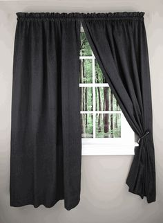 Carrie tailored curtain is a room darkening thermal insulated curtain pair. Carrie has an antique satin look on a classic slubbed fabric. Carrie has 3 layers of acrylic foam backing.