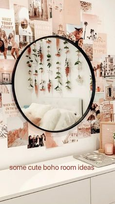 Cute Bedroom Decor, Bedroom Decor For Teen Girls, Room Design Bedroom, Teen Room Decor, Room Ideas Bedroom, Bedroom Inspo, Dream Bedroom, Cute Teen Rooms, Dorm Room Designs