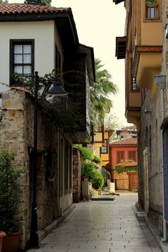 Kaleiçi, Antalya, Turkey