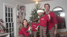 #XMAS JAMMIES - Merry Christmas from the Holderness Family! (This is not strictly a carol, but I'm including it in Carol a Day because these people are adorable and live in Raleigh.)